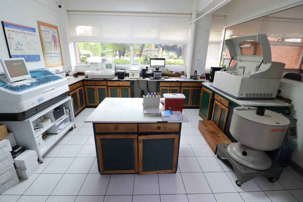 Laboratorio Clinico principal