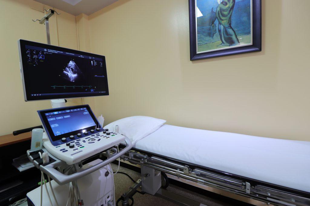 Unidad de Cardiología